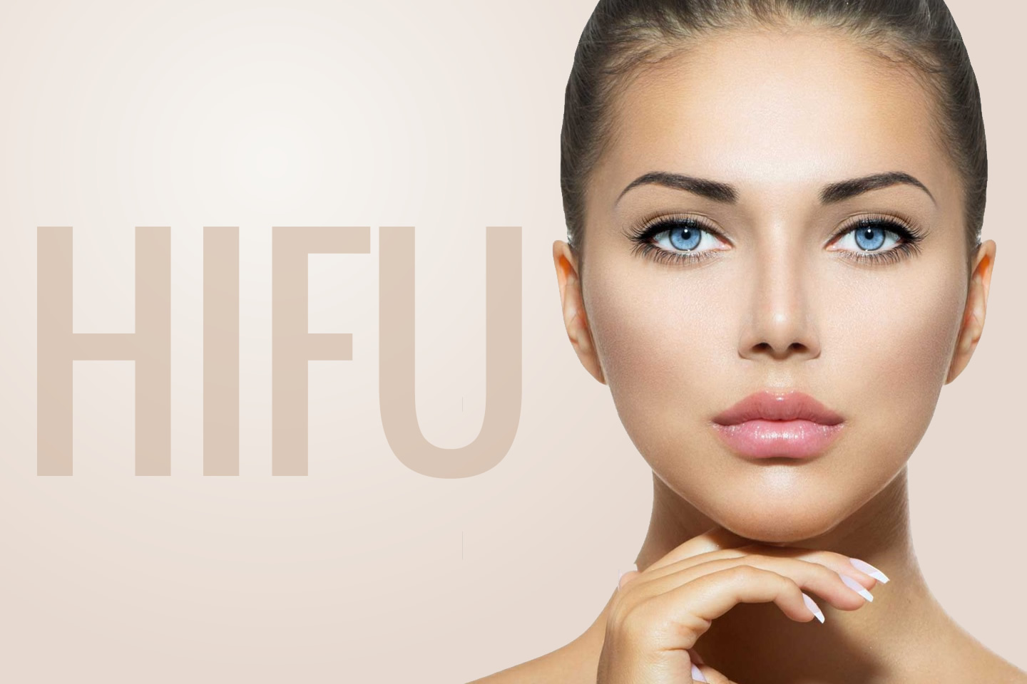 HIFU Ultraschall Facelifting