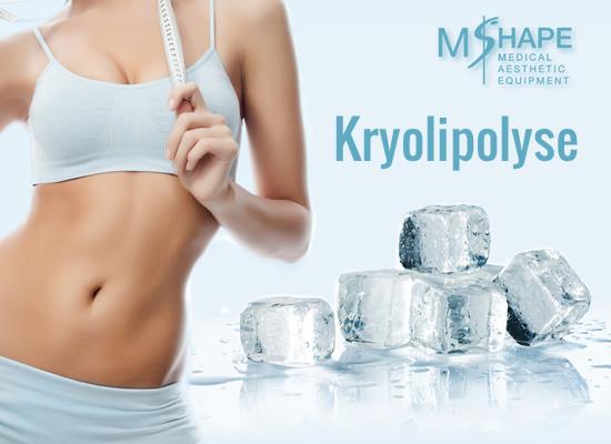 Kryolipolyse - Fett wegfrieren
