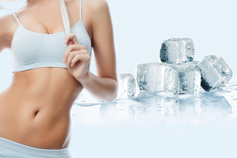 Kryolipolyse – Fett wegfrieren